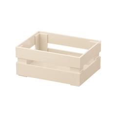Ящик для хранения Tidy & Store S бежевый Guzzini 16990079