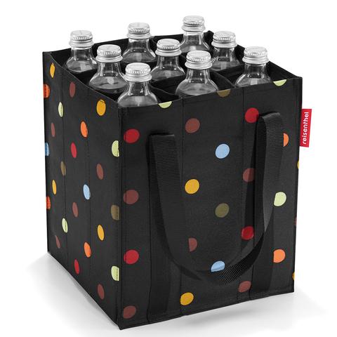 Сумка-органайзер для бутылок Reisenthel Bottlebag dots ZJ7009