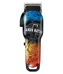 Машинка для стрижки Andis Cordless UsPro Fade, аккум/сетевая, 5 насадок, разноцветная 73060 LCL