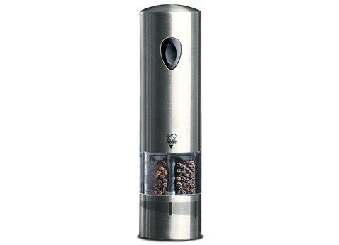 Мельница Peugeot Elis rechargeable для перца, 20 см, нержавеющая сталь матовая (на аккумуляторе) 23225
