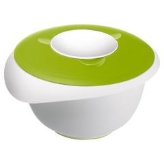 Миска для смешивания с 2-мя крышками 3,0л., цвет зеленый Westmark Baking арт. 3155227A