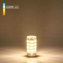 Светодиодная лампа G9 LED 5W 220V 4200K Elektrostandard