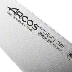 Нож кухонный Шеф 17 см ARCOS Universal арт. 2805-B