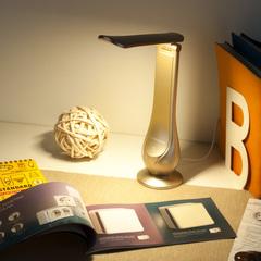 Настольная лампа с аккумулятором Elektrostandard Orbit Orbit золотой (TL90420)