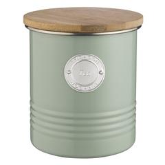 Емкость для хранения чая Living зеленая 1 л TYPHOON 1400.965V