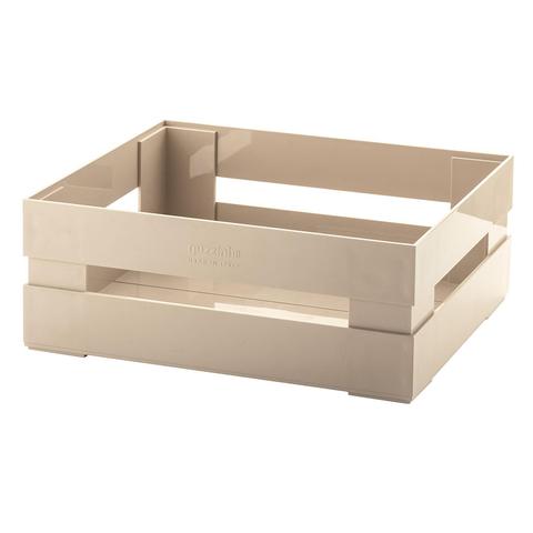 Ящик для хранения Guzzini Tidy & Store L бежевый 16940079