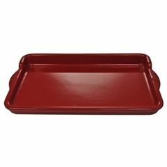 Противень прямоугольный 36х22см Appolia Terry&Flamme RED 540036003