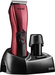 Машинка для стрижки Andis RBC Ionica, аккумуляторная, 8,4 Вт, 4 насадки, красная 68225 RBC