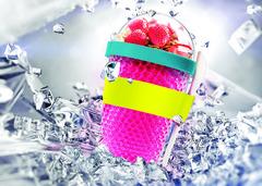 Контейнер Asobu Chill yo 2 go (0,38 литра) розовый CY2GO pink