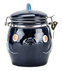 Банка для сыпучих продуктов Boston Portside Blue Fish 86739