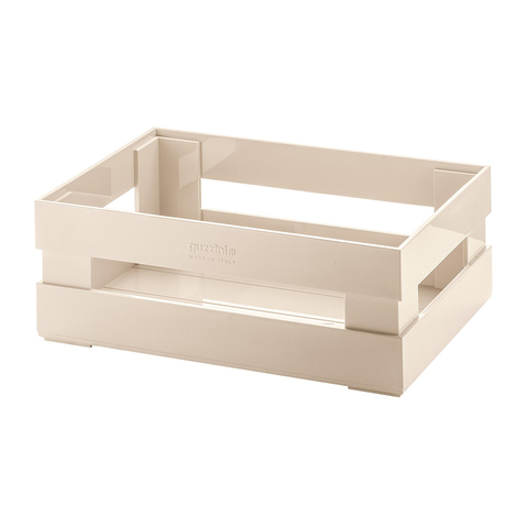 Ящик для хранения Guzzini Tidy & Store S бежевый 169300190