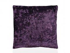 Подушка бархатная Purple Velvet Andrea House AX67226