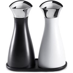 Набор мельниц для соли и перца на подставке SIGBR2383V/3
