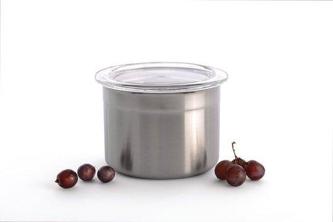 Емкость для хранения сыпучих продуктов с крышкой 10*7,5см 0,4л Studio BergHOFF 1106373