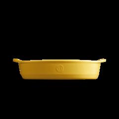 Форма для запекания овальная 34,5см Emile Henry (цвет: прованс) 909052