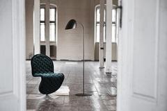 Лампа напольная Hitchcock, черная матовая Frandsen 3960_6551001