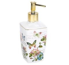 Дозатор для жидкого мыла Avanti Butterfly Garden 13882D