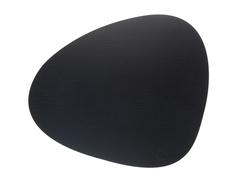 Подстановочная салфетка фигурная 37x44 см LindDNA Bull black 9870