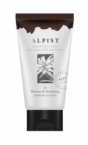 Шампунь для волос Alpist 50мл (без сульфатов и силиконов) 280744
