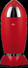 Ведро для мусора с заслонкой 35л Wesco Spaceboy 138631-02