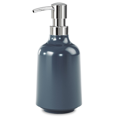 Диспенсер для жидкого мыла Step синий Umbra 023838-1191