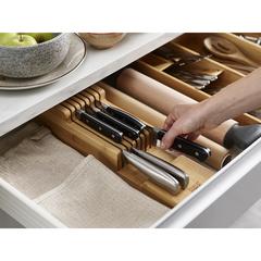 Органайзер для ножей Joseph Joseph DrawerStore Bamboo деревянный 85169
