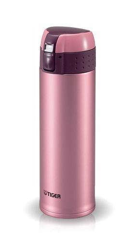 Термокружка Tiger MMQ-R050 (0,5 литра) розовая
