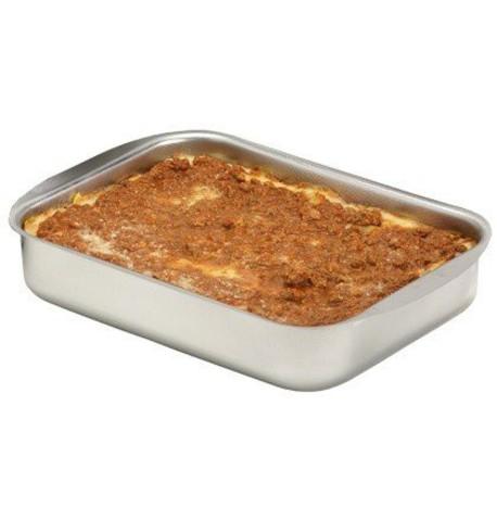 Форма Frabosk Fornomania для лазаньи 29х20, нержавеющая сталь 18/10 38225