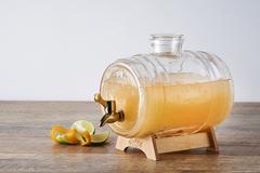 Диспенсер для напитков Barrel на подставке 3 л в подарочной упаковке Kilner K_0025.896V