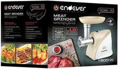 Мясорубка электрическая Endever Sigma 30