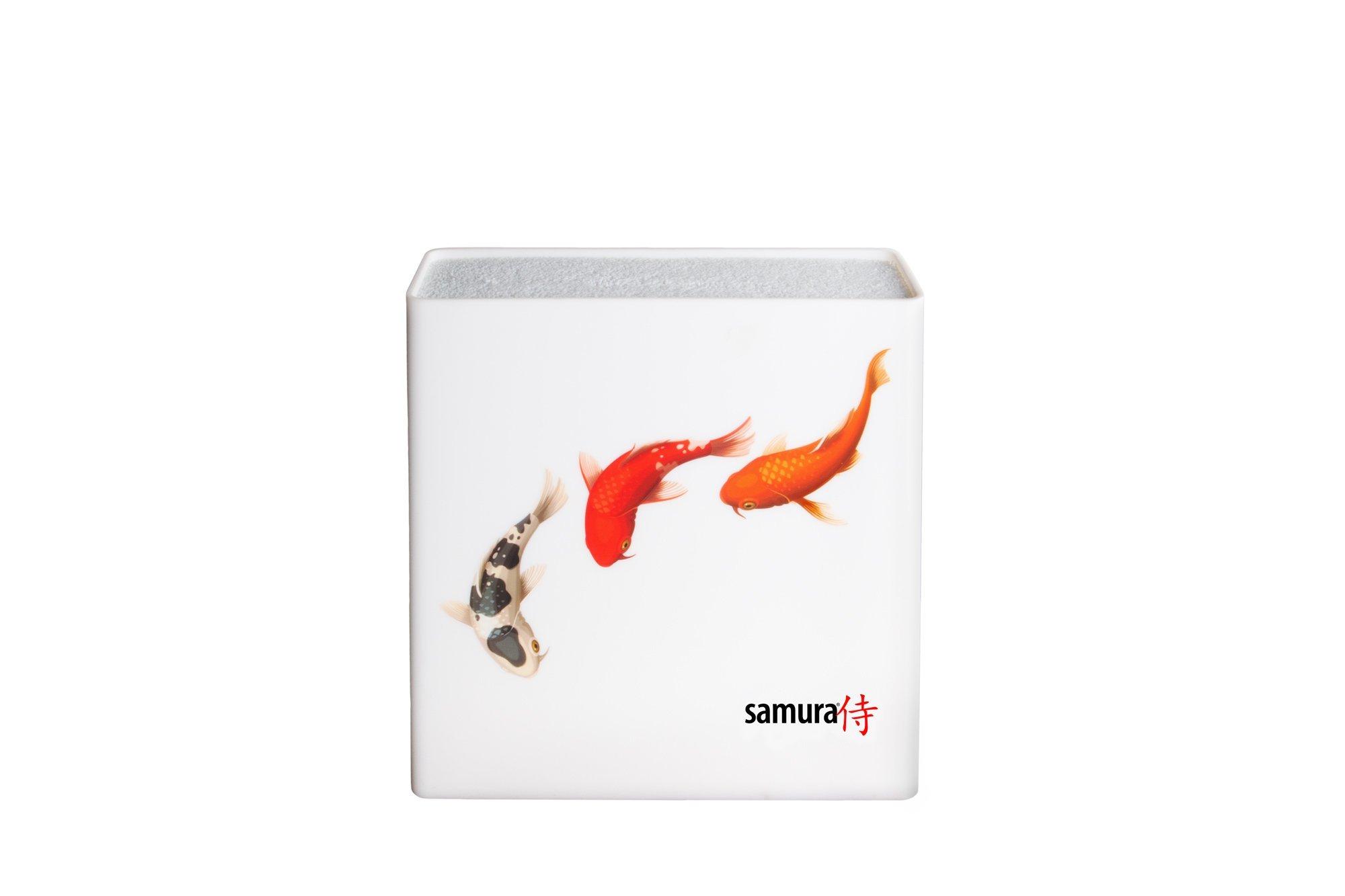 Держатель для ножей Samura 15556589 от best-kitchen.ru