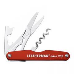 Мультитул Leatherman Juice CS3, 4 функции, оранжевый 832369