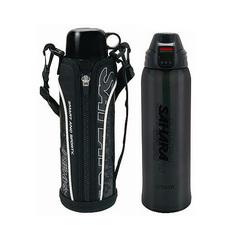 Термос Tiger MMN-F100 (1 литр) черный, для холодных напитков MMN-F100 K