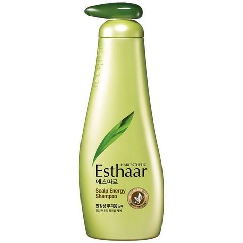 Шампунь Esthaar Контроль над потерей волос 500г (для чувствительной кожи головы) 887530