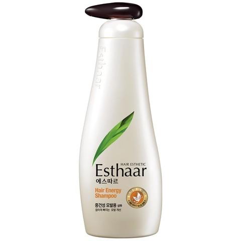 Шампунь Esthaar Энергия Волос 500г (для нормальных и сухих волос) 887547