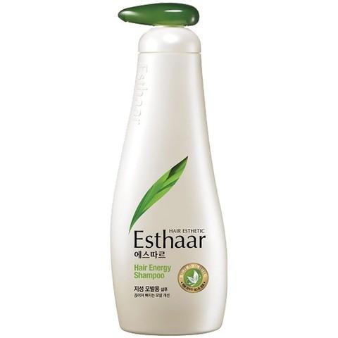 Шампунь Esthaar Энергия Волос 500г (для жирных волос) 978764
