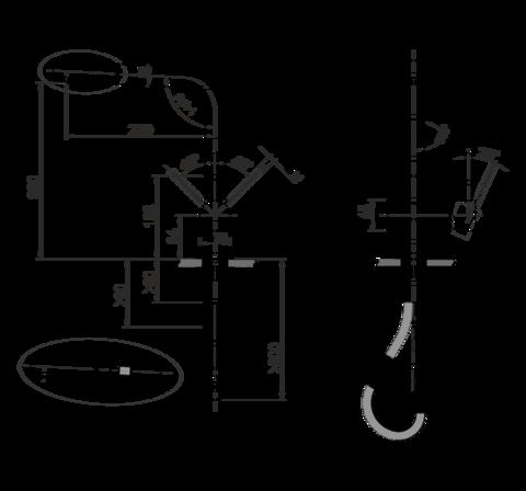 Смеситель для кухни OMOIKIRI Koriyama-S (4991006)