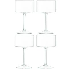 Бокал-креманка для шампанского и коктейлей Otis 4 шт. LSA G1069-10-301