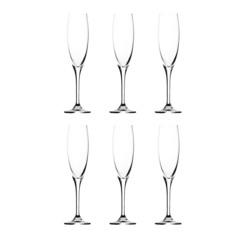 Набор из 6 бокалов для шампанского 170мл Stolzle UniversalFlare