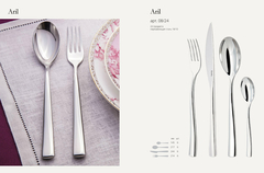Набор столовых приборов (24 предмета / 6 персон) Gottis