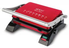 Электрогриль Sinbo, 2000 Вт, 220 V, красный SSM 2529