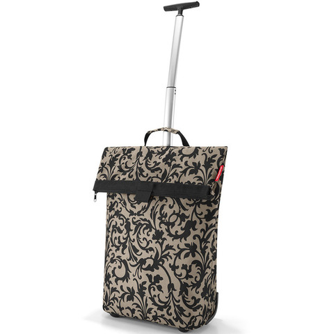 Сумка-тележка Reisenthel Trolley M baroque taupe NT7027
