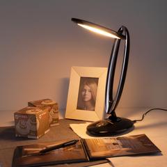 Светодиодный настольный светильник Elektrostandard  Saturn черный (TL80930)