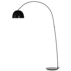 Лампа напольная Lucca черная матовая Frandsen 63376_653
