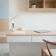 Светодиодная настольная лампа с аккумулятором Eurosvet Business 80504/1 белый