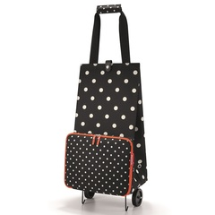Сумка на колесиках Foldabletrolley mixed dots Reisenthel HK7051