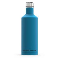 Термос-бутылка Asobu Times square (0,45 литра) голубая SBV15 blue