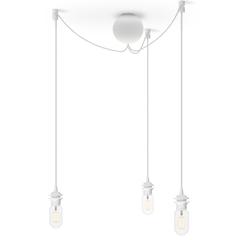 Потолочная чаша на 3 плафона Cannonball White E27-15W LED, длина провода 2,5м, для всех Umage ламп Umage 4090