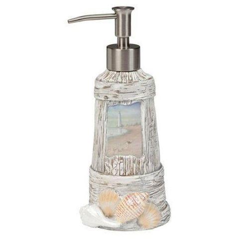 Дозатор для жидкого мыла Creative Bath At The Beach ATB59MULT