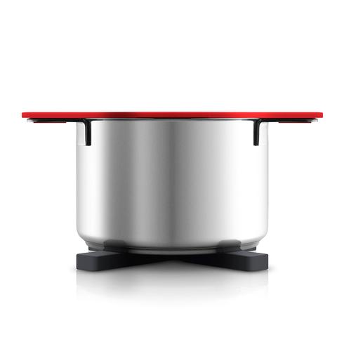 Подставка под горячее магнитная Magnetic trivet серая Eva Solo 530734